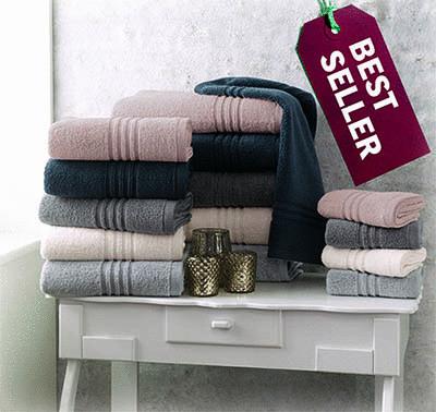 ganz hochwertige handtücher